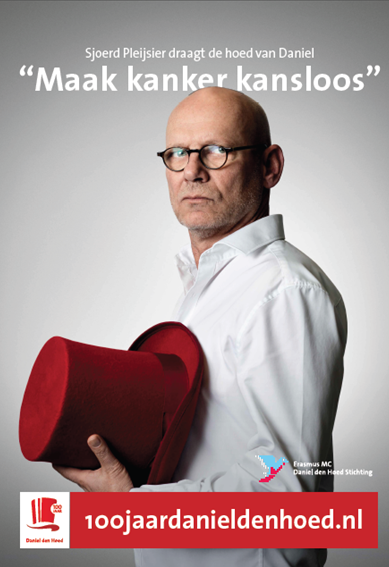 2eea828e0163df Het Daniel den Hoed Fonds haalt geld op voor meer wetenschappelijk  onderzoek in het Erasmus MC Kanker Instituut. Elke stap dichterbij de  genezing van kanker ...